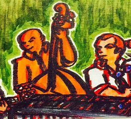 """Quartet In Green"""