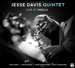 Jesse Davis Quintet - Live At Smalls